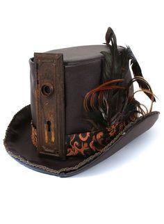 c56af6b4474 96 Best steampunk hats men images in 2019 | Hats for men, Steampunk ...