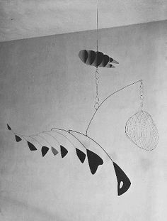 Alexander Calder Wall Mobile 1936 by Andrei