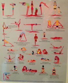 asanas Bikram Yoga
