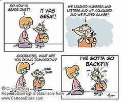Funny! School Cartoon Comics. - Jokes Etc - Nairaland