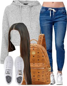 12 Beautiful Outfits For Teen Girls – College Style - Tap the link to see the newly released collections for amazing beach bikinis & Jewelry! :D