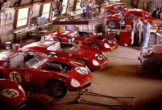 Best. Garage. Ever.