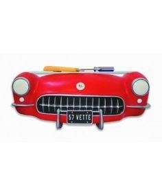 1957 Corvette 3D Wall Shelf