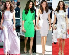 Dear Kate Middleton, thank you for making dressing like a lady fashionable again.