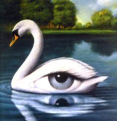 Rafal Olbinski  Support a Cure for Ocular Melanoma