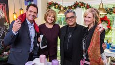 Monday, December 22nd, 2014 | Home & Family | Hallmark Channel DIY heating pads