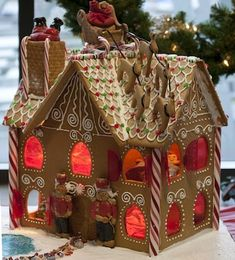 home sweet home gingerbread house - Google Search
