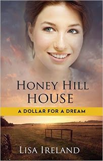 With Love for Books: Honey Hill House by Lisa Ireland