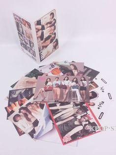 F(x) FX Krystal Sulli Luna Amber Victoria Postcard Set + Sticker KPOP Post Card
