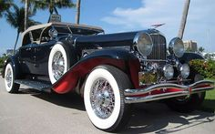 The 2017 Duesenberg Torpedo Phaeton is a retooled version of a convertible the recently resurrected automaker produced in the 1930s. The updated Phaeton will likely keep many of the features — oversize headlights, running boards, flashy grill work – that made the original models so appealing, but will now come with a 6.2-liter V8 LS3 Corvette engine with 424 foot-pounds of torque.