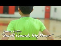 Joshua Delfin - Small Guard, Big Heart - An Inspiring Documentary Documentary, Basketball, Big, Heart, Inspiration, Dolphins, Netball, The Documentary, Documentaries