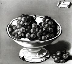 The Bowl of Grapes