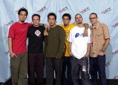 Linkin Park- 2001 MTV Awards