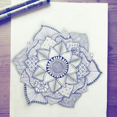 Zendala flower