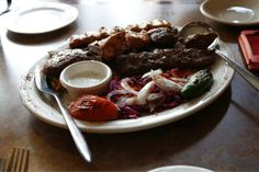 Leziz Turkish Cusine is a great place for real  Turkish food right around the corner form PWAT Center City! Check out their menu and site here: http://www.lezizturkishcuisine.com/