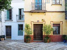 Petits quartiers de Séville