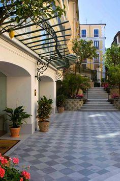 Grand Hotel La Favorita - Sorrento, Italy