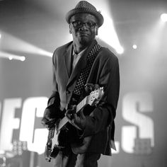 Lynval from The Specials.  (2013)