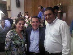 Con nuestro amigo Luis Gabriel Isunza, Pastor de la Primera Iglesia Bautista de Satélite en la Cd. de Mèxico