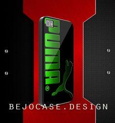 puma green light best design for iphone 4