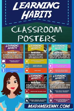 Our latest product is a set of 5 beautifully designed posters containing references aligned to the New Brunswick Report Card for Learning Skills and Work Habits.  For more information about our latest product please click... https://www.teacherspayteachers.com/Product/Learning-Skills-and-Work-Habits-Classroom-Posters-2803557