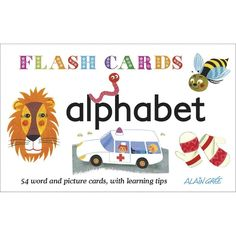 Flash Cards Alphabet | JoJo Maman Bebe