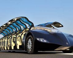 Superbus tegen 250 km/u snel alternatief voor limo