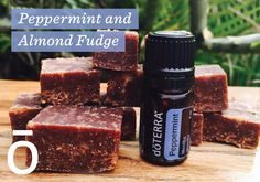 dōTERRA delicious // Peppermint and Almond Fudge - dōTERRA everyday - Australia