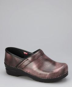 Take a look at this Rose Professional Cabrio Clog - Women by Sanita on #zulily today!