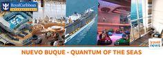 Royal Caribbean - Nuevo Buque: Quantum of the Seas - patriciacasado@1000tentaciones.com