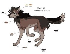 Wolf Character, Character Sheet, Cow, Moose Art, Sketches, Wolves, Artwork, Poster, Animals