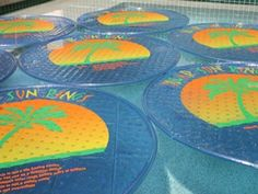 Solar Sun Rings SSR-1 Solar Sun Rings Solar Pool Heater by Solar Sun Rings, http://www.amazon.com/dp/B007P9M1TM/ref=cm_sw_r_pi_dp_NRAZrb0XSHMAG use hula hoops and black plastic, melt plastic on hoops.