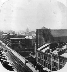 1867 – Toronto becomes the capital of Ontario. | 2011125-From_St._Lawrence_Hall_looking_east.jpg