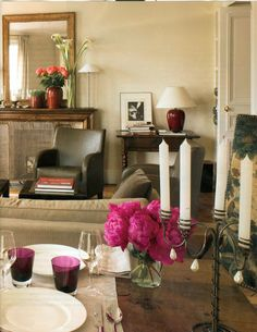 stephmodo: Ina Garten's Paris Apartment.   TS:  love everything about this.  Everything.