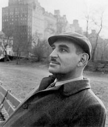 Harold Rosenberg (1906-1978): art-critic and philosopher of the New York school. Coined the term 'action painting'.