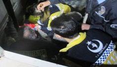Asansöre Sıkışan Çocuk Ölümden Döndü #yahyalı #sondakika #yahyalı_haber