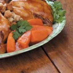 Gingered Sweet Potatoes Allrecipes.com