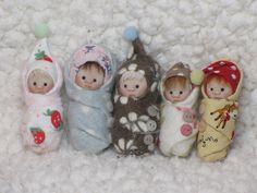Five Little Bundles by ElfinHugs, via Flickr