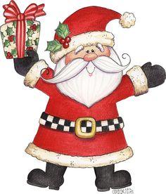 Image result for santa cartoon images