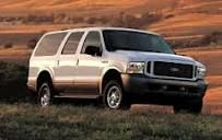 ford Excurson bigest suv ever made ... bet i can parelle park it better than you can your civic
