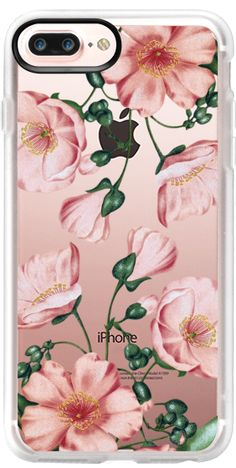 Casetify iPhone 7 Plus Case and other Heart of Hearts Design iPhone Covers - Calandrinia by Heart of Hearts Design   Casetify