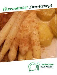 Spargel mit Kartoffeln und heller Soße von Drea1808. Ein Thermomix ® Rezept aus der Kategorie Hauptgerichte mit Gemüse auf www.rezeptwelt.de, der Thermomix ® Community.