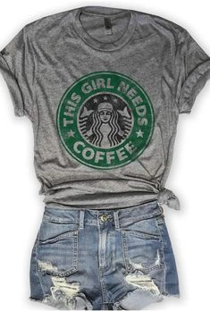 Everfitte Girl Needs Coffee