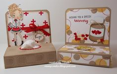 """Need a """"Get Well"""" tissue? by basement stamper - Cards and Paper Crafts at Splitcoaststampers"""