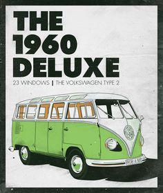 poster volkswagen bus - Buscar con Google