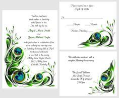 Peacock+Wedding+Invitations   ... wedding-invitationinvitations-35-awesome-peacock-wedding-invitation