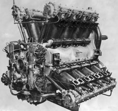 Junkers Jumo 211a supercharger