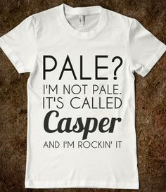PALE/CASPER yes people stop calling me pale