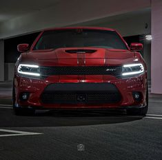 2016 Redline SRT Charger