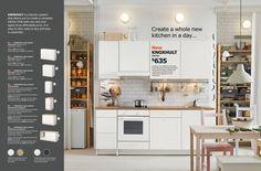 konyha inspir ci ikea knoxhult kitchen pinterest country house interior kitchen shelves. Black Bedroom Furniture Sets. Home Design Ideas